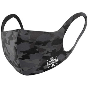 Loose Riders Face Mask, gris